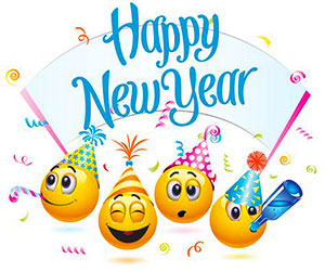 Free New Year Clipart - Animated New Year Clip Art - Animations
