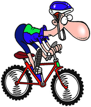Animated Bicycle Gifs - Free Bicycle Clip Art