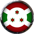 Burundi Flag button