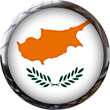 Cyprus Flag button