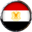 Egypt Flag button
