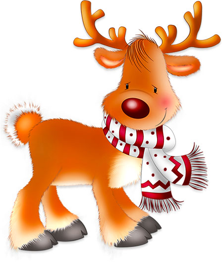Rudolph Animations - Clipart - Rudolph The Red Nosed ...