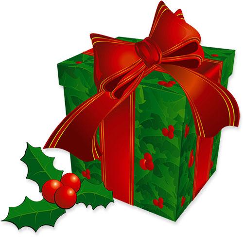 Free Christmas Present Transparent Background, Download Free Clip Art, Free Clip  Art on Clipart Library