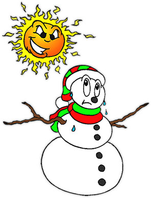 Free Snowman Clipart - Animated Snowmen - Free Christmas Clipart