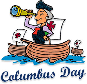 Columbus Day Christopher