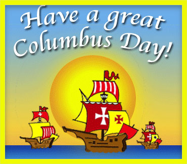 great Columbus Day