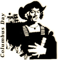 Christopher Columbus JPG in black and white