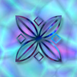 glass flower backgrounds
