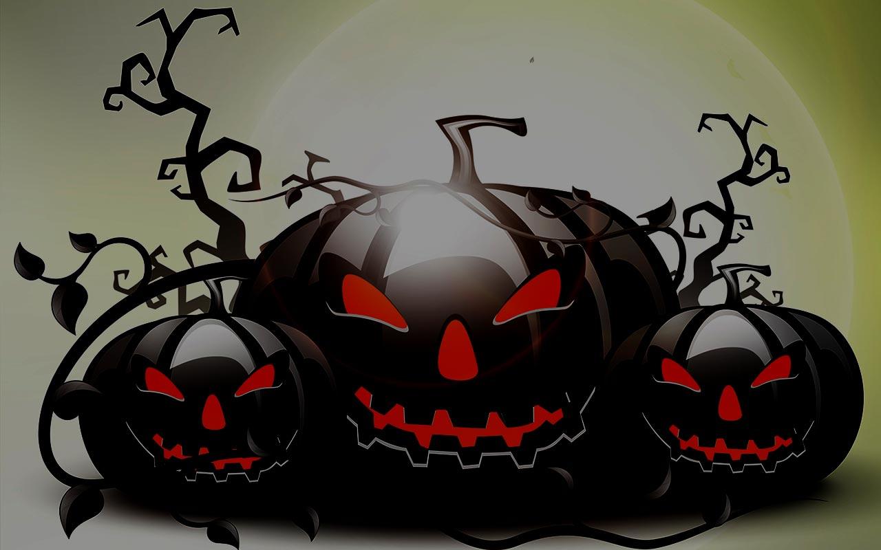 Free Halloween Backgrounds - Animated Halloween Backgrounds