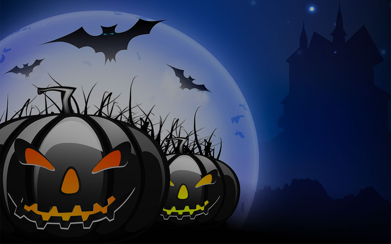 free halloween backgrounds - animated halloween backgrounds