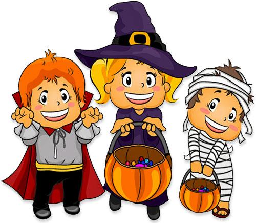 Free Halloween Clipart - Animated Halloween Gifs - Animations