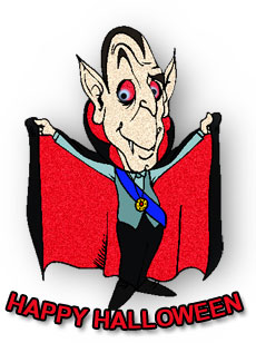 Free Vampire Clipart - Devils - Animations - Halloween