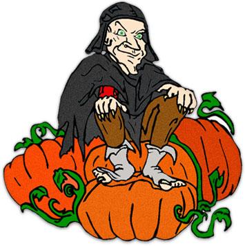 Halloween Is Coming Clip Art