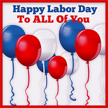 image relating to Closed Labor Day Printable Sign named Absolutely free Labor Working day Clipart - Graphics