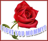 love you mommy