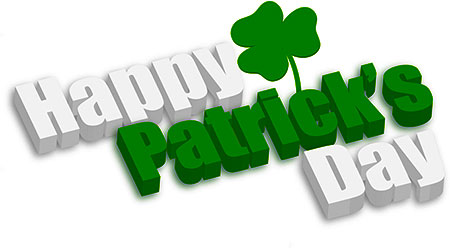 Happy Patrick's Day