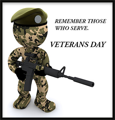 remember those who serve - soldier